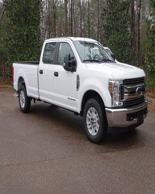 2019 Ford F 250sd Xl In Henderson Nc Crossroads